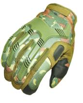 Zulal Impex CMGI-XL Tyrex Military Special Force Tactical Gloves For Shooting, Hunting, Riding, Camoflash, X-Large