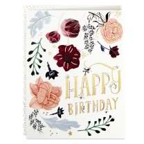 Hallmark Good Mail Birthday Card for Women (Happy Year Ahead) (459RZR1019)