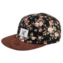 Blackskies 5-Panel Hat | Men Women Baseball Cap Floral Dad Snapback Strapback Hip Hop Urban