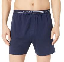 Nautica 100% Cotton Loose Knit Boxer H70107