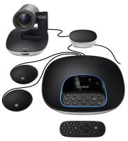 Logitech Group HD Video and Audio Conferencing System for Big Meeting Rooms