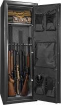 BARSKA Fireproof Fire Vault Rifle Gun Safe Keypad Lock Cabinet (8.5 Cubic feet)