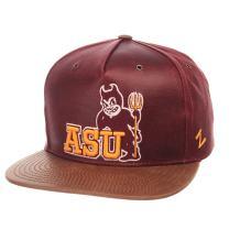 NCAA Zephyr Men's Tribute Heritage Collection Hat