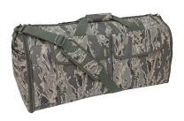 Mercury Tactical Gear Code Alpha Hybrid Garment Duffel Bag, Air Force Digital Camouflage