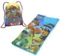 Nickelodeon Paw Patrol Drawstring Bag with Sleeping Sack