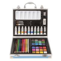 Studio 71 30063140 Watercolor, 52 Pieces Art Set