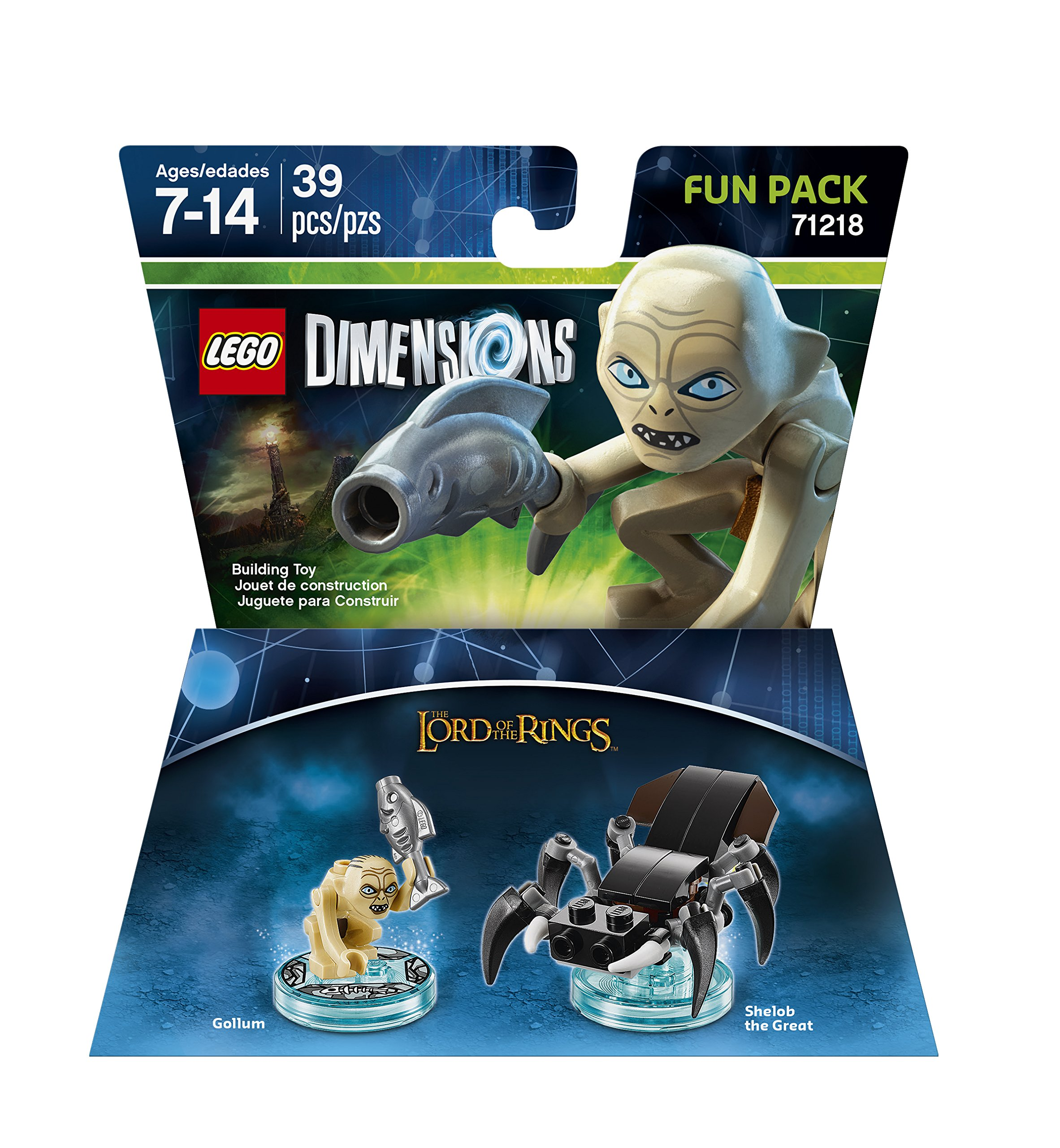 Lord Of The Rings Gollum Fun Pack - LEGO Dimensions