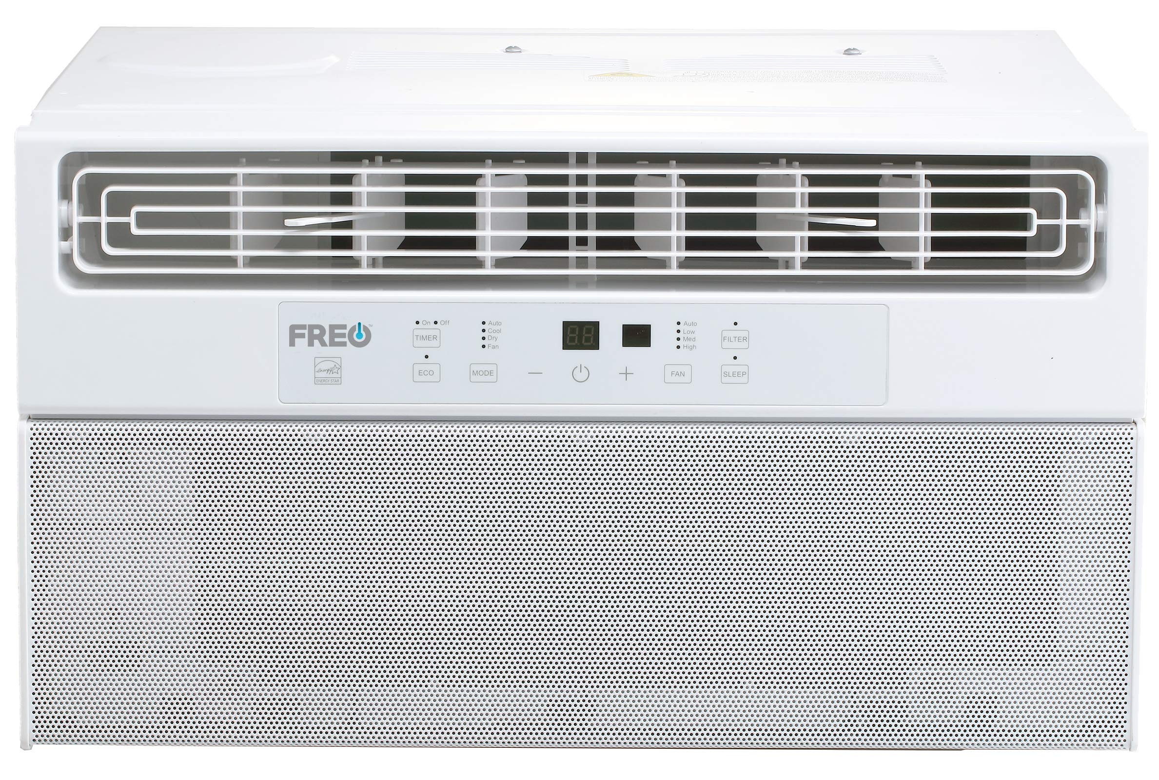 Freo 8,000 BTU Ultra Quiet Window Air Conditioner, FHCW081AUQ