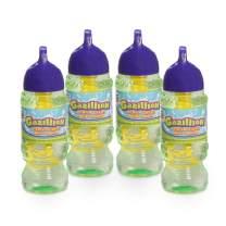 Gazillion Bubbles Solution 10 oz. 4 Pack, Green (36493)