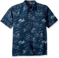 Quiksilver Men's Town All Day Woven Top