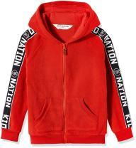 Kid Nation Kids' Micro Fleece Sweatshirt for Boys or Girls