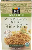 365 Everyday Value, Organic Rice Pilaf, Wild Mushroom & Herb, 6 oz