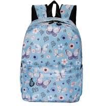 POWOFUN Kindergarten Backpack 16 Inch Lightweight School bag Preschool Bookbag Casual Travel Daypack