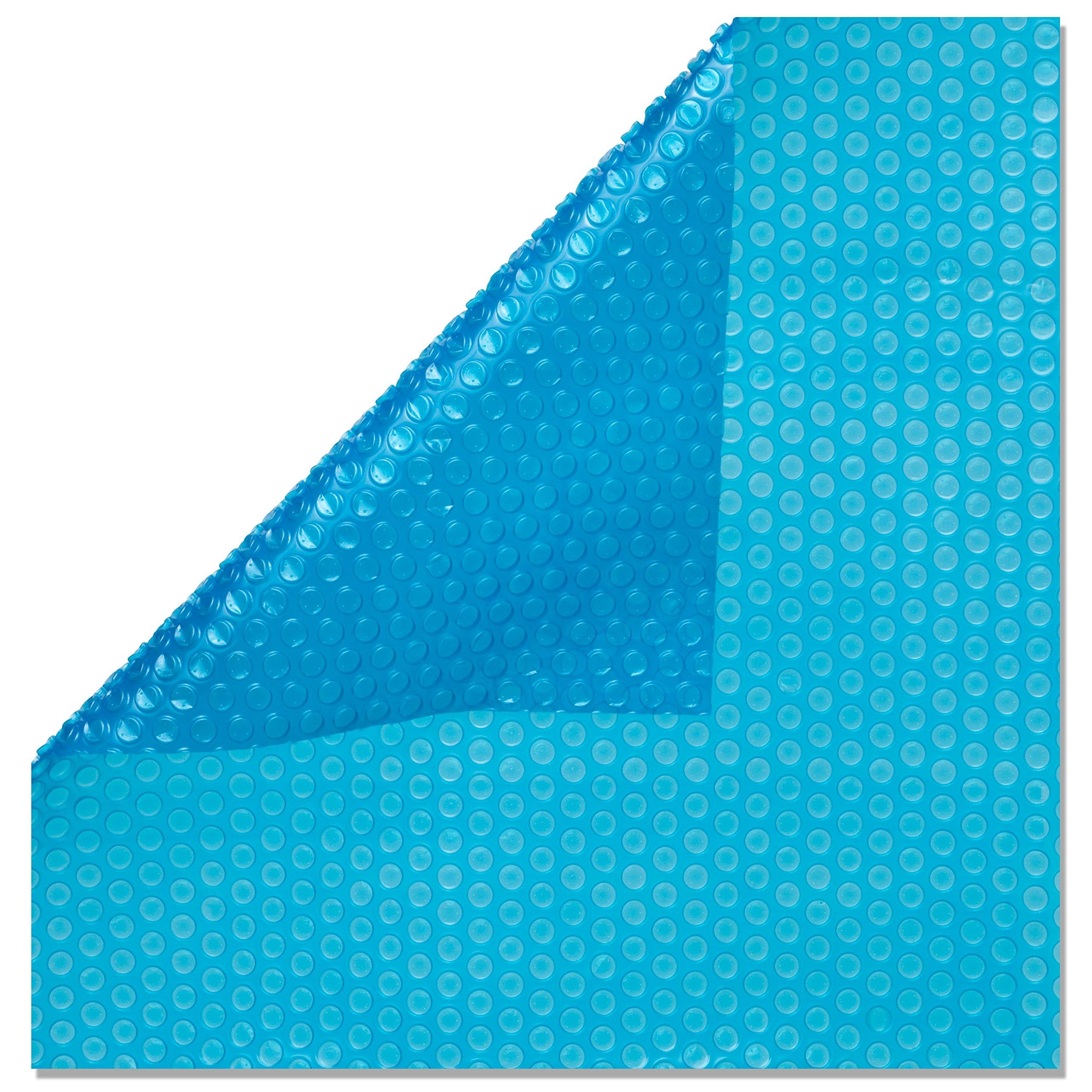 In The Swim 18 Foot Round Basic Pool Solar Blanket Cover 8 Mil