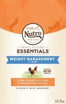 Nutro Wholesome Essentials Weight Management Dry Cat Food, Chicken