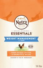 Nutro Wholesome Essentials Weight Management Dry Cat Food, Chicken