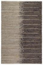 Fab Habitat, Jute & Recycled Cotton Area Rug/Floor Mat, Eco-Friendly Natural Fibers, Handwoven - Addison/Natural, 5' x 8'
