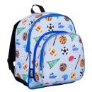 Wildkin Backpack for Toddlers, Boys and Girls Ideal for Daycare, Preschool and Kindergarten, Perfect Size for School and Travel, Mom's Choice Award Winner, Game On