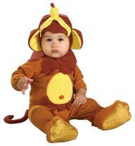 Rubie's Costume EZ-On Romper Costume, Monkey See Monkey Do