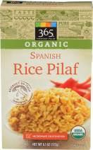 365 Everyday Value, Organic Rice Pilaf, Spanish Style, 6.1 oz