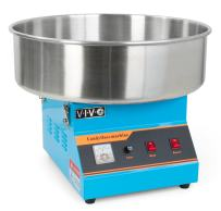 VIVO Blue Electric Commercial Cotton Candy Machine, Candy Floss Maker (CANDY-V001B)
