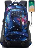 Backpack Bookbag for School Student College Business Travel Fit Laptop 15.6 Inch