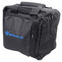 Rockville Universal Travel Bag Fits 2x Par Lights+Controller+Cables (RLB90)