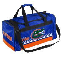 FOCO NCAA Florida Medium Striped Core Duffle Bag