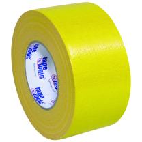 """Partners Brand PT988100Y Tape Logic Duct Tape, 10 mil, 3"""" x 60 yd, Yellow (Pack of 16)"""
