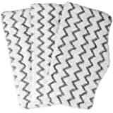 Flammi Washable Cleaning Pads Replacement for Shark Steam & Spray Mop SK410, SK435CO, SK460, SK140, SK141, SK115, S3101, S3102, S3250, S3251