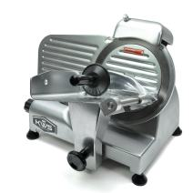 """KWS Premium Commercial 200W Electric Meat Slicer 6"""" Frozen Meat Deli Slicer Coffee Shop/restaurant and Home Use Low Noises (Silver)"""