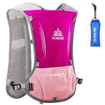 Azarxis Hydration Backpack Pack, 5L / 5.5L / 8L Running Vest for Women and Men - Fit for Marathon Trail Race