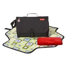 Skip Hop Pronto Portable Mini Changing Mat Station, Black