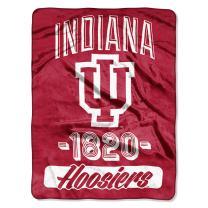 "Officially Licensed NCAA ""Varsity"" Micro Raschel Throw Blanket, 46"" x 60"", Multi Color"