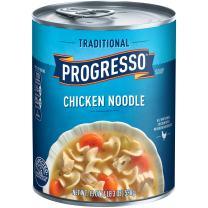 Progresso Traditional, Chicken Noodle Soup, 19 oz