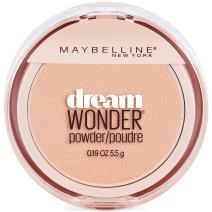 Maybelline New York Dream Wonder Powder Makeup, Ivory, 0.19 oz.