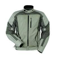 Fieldsheer Helix Mesh Jacket, (Dark Khaki/Brown, LG)