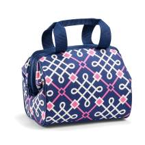 Fit & Fresh Insulated Lunch Bag, Charlotte Navy Hilton Garden