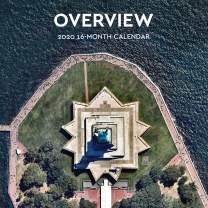 Overview 2020 Wall Calendar: by Sellers Publishing