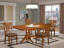 5 Pc Dining room set Dining Table and 4 Kitchen Dining Chairs
