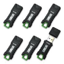 GorillaDrive 3.0 Ruggedized 64GB USB Flash Drive (6-Pack)
