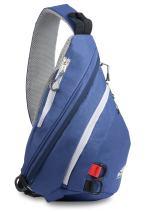 Sling Backpack-Lightweight Multi-Use Pack One Strap Shoulder or Crossbody Bag