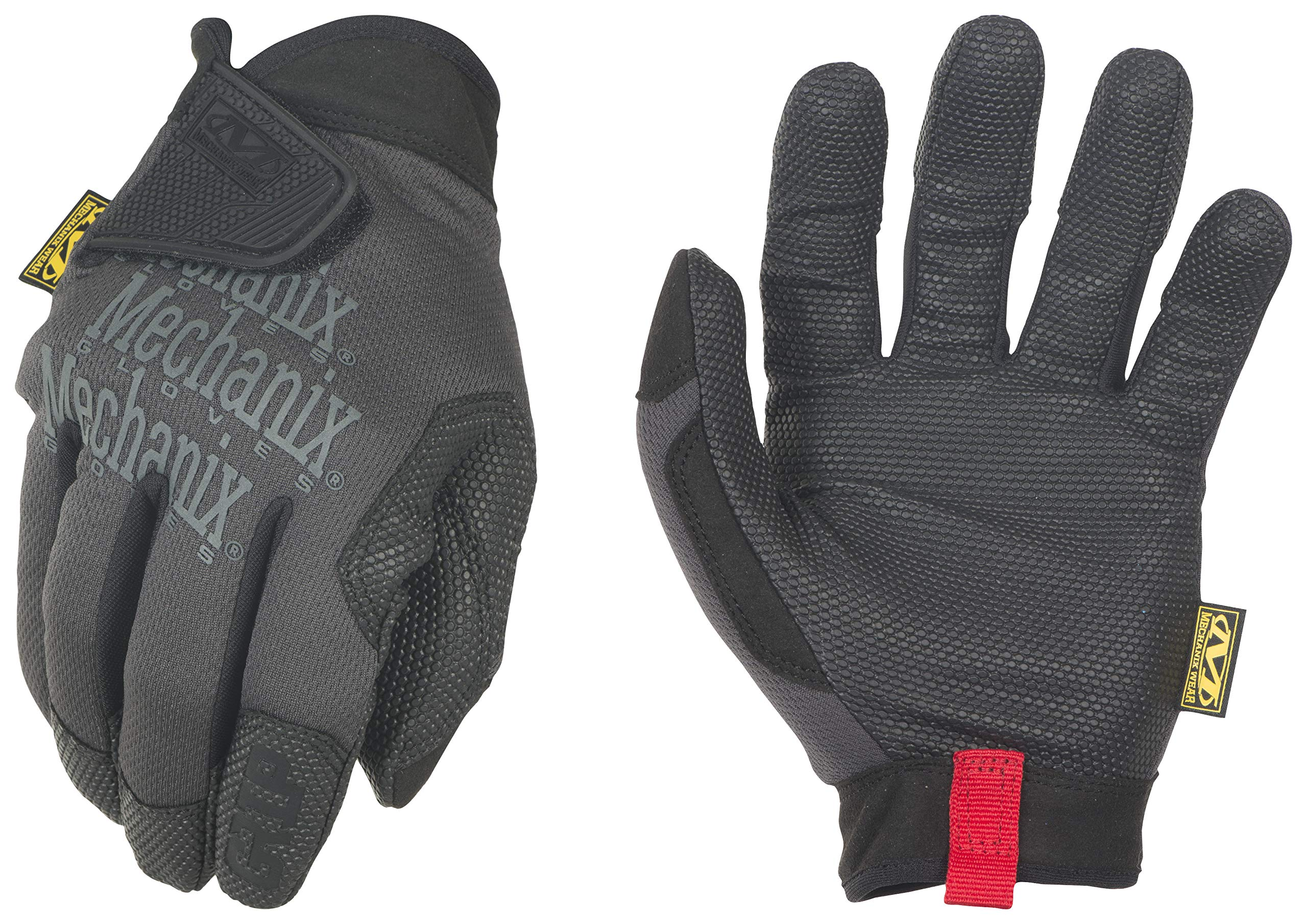 Mechanix Wear: Specialty Grip Work Gloves (Small, Black/Grey)