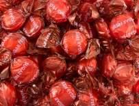 LaetaFood Sugar Free Cinnamon Buttons Hard Candy (1 Pound Bag)