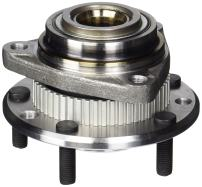 WJB WA513061 - Front Wheel Hub Bearing Assembly - Cross Reference: Timken 513061 / Moog 513061 / SKF BR930064