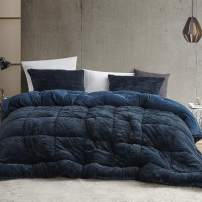 Byourbed are You Kidding Bare - Coma Inducer Full Comforter - Nightfall Navy