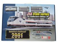 LEC USA 2001 Amtrak National Railroad Passenger Corporation Battery Operated Train Set
