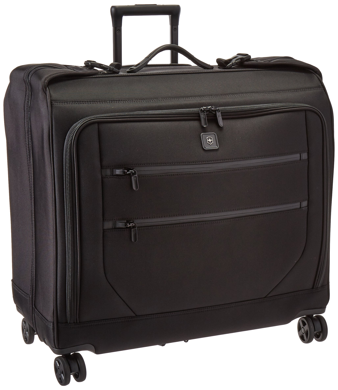 Victorinox Lexicon 2.0 Dual Caster Spinner Garment Bag, Black