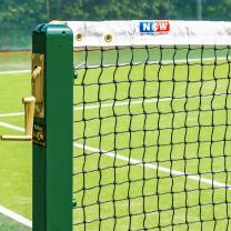 Vermont 3mm Tennis Net [14lbs] | 42ft Doubles Regulation Professional Tennis Net