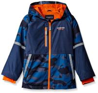 LONDON FOG Boys' Camouflage Print Jacket